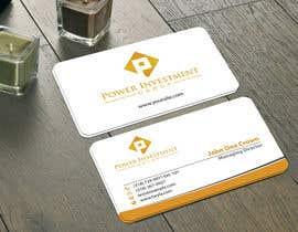 nº 16 pour Design some Business Cards for investor company par mamun313