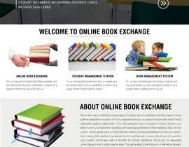 #9 for Book exchange website by azgraphics939