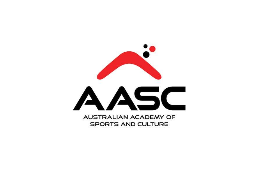 Конкурсная заявка №12 для Logo Design for AASC - Australian Academy of Sports & Culture