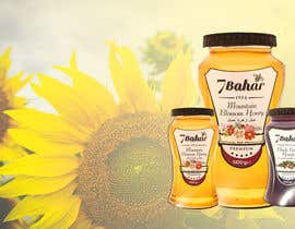 #67 for Create Packaging label  for Honey by winesajal