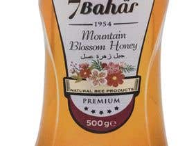 #60 for Create Packaging label  for Honey by fatemakhan197