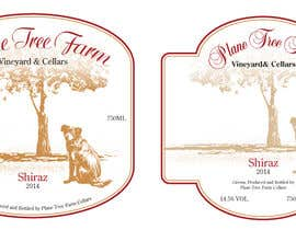 #30 for Wine label by andreolwage