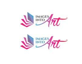 #152 for Images Into Art Logo by cooldesigner73