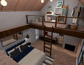 #29 cho Interior room design - 3D bởi LoredanaBejerita