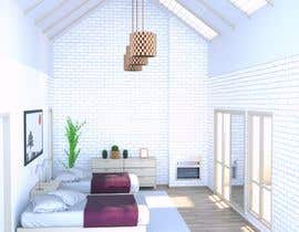 #21 cho Interior room design - 3D bởi MatiasDupuy