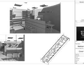 #143 for Design a floor plan for our new medical office space af espinozarchitect