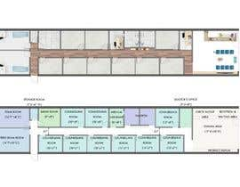 #145 for Design a floor plan for our new medical office space af arrigonicarina