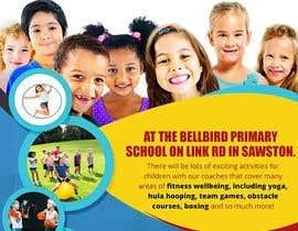 #9 untuk kids summer fitness camp poster oleh maidang34