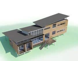 #5 untuk 3D Container House Exterior Build oleh EmaaGraphics