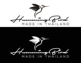 #83 cho Logo Design Hummingbird bởi sumiparvin