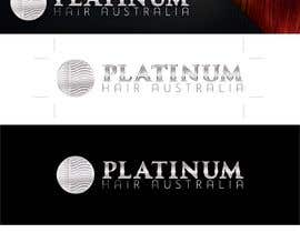 #237 for Logo Design - Platinum Hair Australia by Tins11