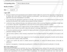 #28 για Create a fillable PDF form από cziner