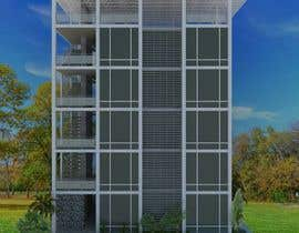 #8 for Elevation Design of Commercial Building af scvarquitectura