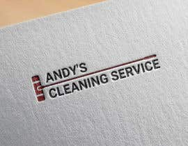 #36 for ANDY'S CLEANING SERVICE - logo by ranyaZ