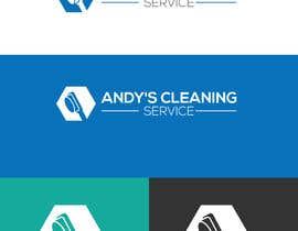 #1 for ANDY'S CLEANING SERVICE - logo by masidulhaq80