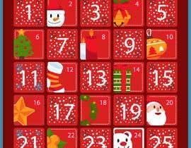 khansayed040 tarafından Create a new range of xmas advent calendar için no 50