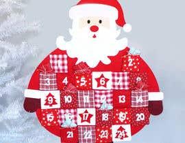 #26 para Create a new range of xmas advent calendar por Fuadfarabi