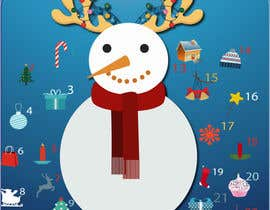 el3adyy3ny tarafından Create a new range of xmas advent calendar için no 45