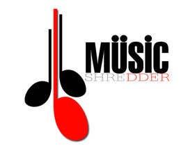 #13 untuk Design a Logo for Music Shredder oleh gigaservice