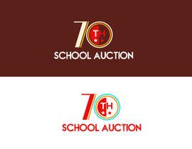 #59 for School Auction Logo by NeriDesign