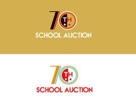 #60 for School Auction Logo by NeriDesign