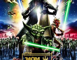 #92 cho Add my nephew to a Star Wars poster or scene bởi sazzi