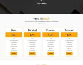 #24 untuk Design a Home Page oleh alifffrasel