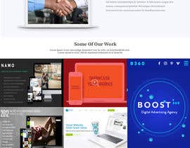 #34 untuk Design a Home Page oleh AnABOSS