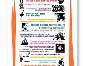 #5 untuk Design a fun poster for our Paint Studio oleh johnlopevsite