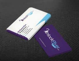 nº 62 pour Design some Business Cards for UnlockRiver par mamun313