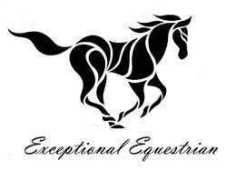 #46 untuk Horse logo oleh ciderlord
