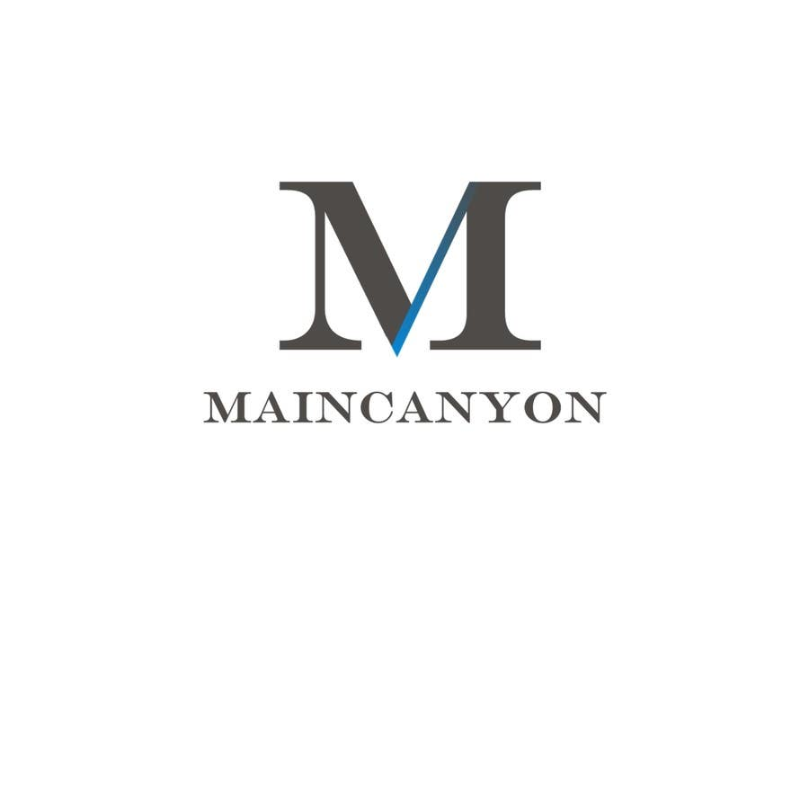 Конкурсная заявка №8 для Logo Design for MAINCANYON GmbH