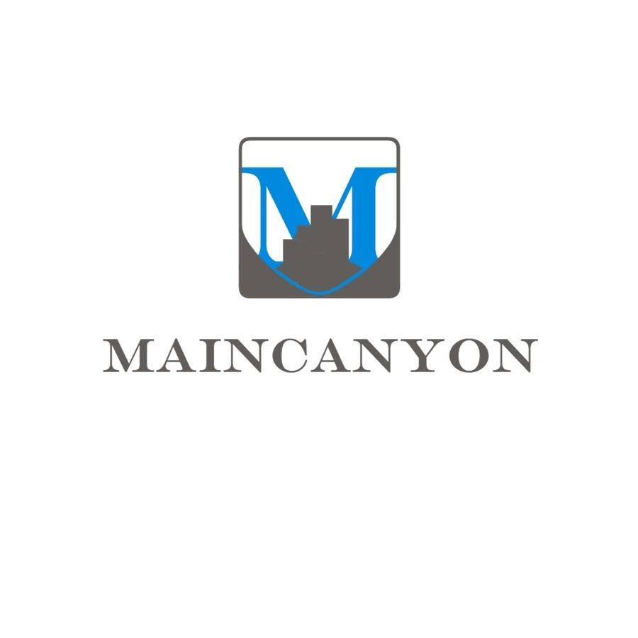 Penyertaan Peraduan #40 untuk Logo Design for MAINCANYON GmbH