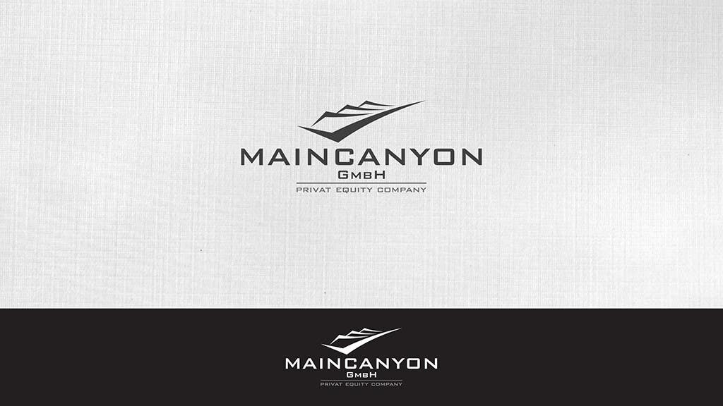 Конкурсная заявка №35 для Logo Design for MAINCANYON GmbH