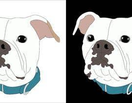pigulchik tarafından Simple outline of dog (no background) için no 16