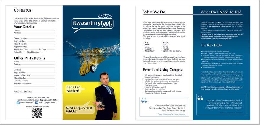 Penyertaan Peraduan #                                        29                                      untuk                                         Flyer Design for itwasnymyfault.com.au