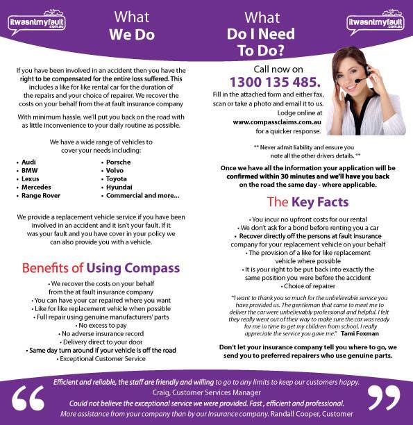 Penyertaan Peraduan #                                        24                                      untuk                                         Flyer Design for itwasnymyfault.com.au