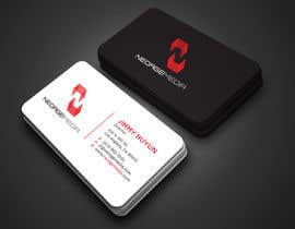 #20 for Hi-tech Business Card design. by triptigain