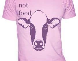 """Nro 21 kilpailuun Vegan tattoo - """"Friends Not Food"""" käyttäjältä dipusarkar"""