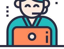 nº 10 pour I need some logo Graphic Design par mostafaaitmbark