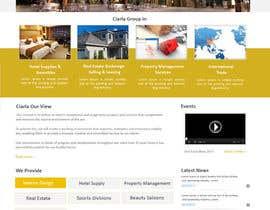 ZWebcreater tarafından Design a Website Mockup for Architect için no 2