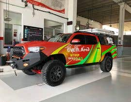 #15 for Car Vinyls Graphic Design for Expedition truck Adventure Trip by aariankashif