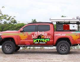 #12 for Car Vinyls Graphic Design for Expedition truck Adventure Trip by classicrock