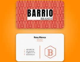 #160 para Design Business Cards por SondipBala