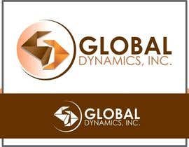 #431 for Logo Design for GLOBAL DYNAMICS INC. by arteq04