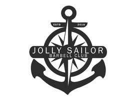 #34 for Design a Logo for Jolly Sailor Barbell Club by AvishekM