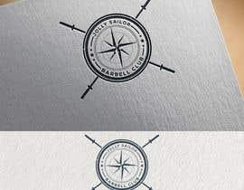 #35 untuk Design a Logo for Jolly Sailor Barbell Club oleh manjalahmed