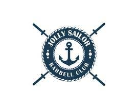#43 for Design a Logo for Jolly Sailor Barbell Club by OsamaMohamed20