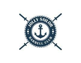 #43 untuk Design a Logo for Jolly Sailor Barbell Club oleh OsamaMohamed20