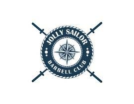 #44 untuk Design a Logo for Jolly Sailor Barbell Club oleh OsamaMohamed20